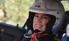 En su primera temporada como copiloto la extremeña María del Mar Espinar en el nacional de asfalto
