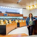 Teresa Macas La idea de la corresponsabilidad debe ser algo que cale en la sociedad