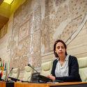 Lorena Rodrguez Extremadura est en pie por la innegable labor de sus mujeres rurales