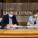 SEXPE y Fundacin Caja de Extremadura impulsan el emprendimiento femenino en zonas rurales