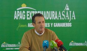 APAG Extremadura Asaja abordar la falta de relevo generacional en el campo