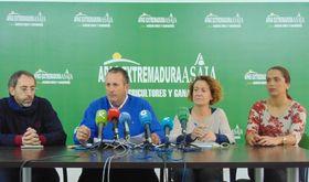 APAG Extremadura dice que 2018 ha sido un ao muy malo por los precios ruinosos