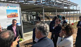 Extremadura desarrolla instalacin innovadora que combina uso biomasa y tecnologa solar