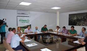 APAG Extremadura Asaja estima que la produccin vitivincola caer entre un 35 y 40