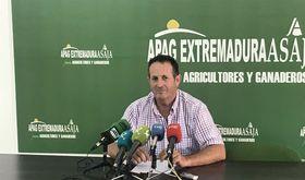 APAG Extremadura Asaja no descarta paralizar la vendimia ante bajos precios de la uva