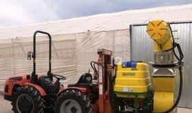 Organizaciones agrarias extremeas ofrecen sus tractores para desinfectar localidades