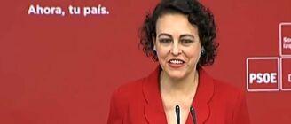 La extremea Magdalena Valerio nueva ministra de Trabajo
