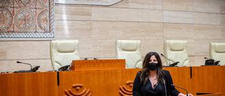 Marta Prez Necesitamos a las mujeres jvenes para que Extremadura tenga futuro