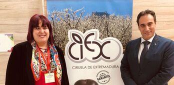 Extremadura asiste a Fruit Logstica para consolidar su presencia en mercados