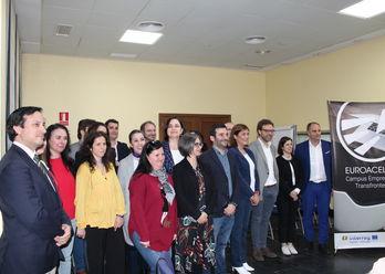 Euroacelera Um impulso de empreendimento na Extremadura Alentejo e Centro de Portugal