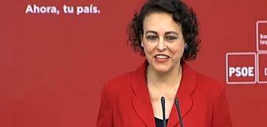 La extremeña Magdalena Valerio, nueva ministra de Trabajo