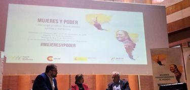 Junta afirma compromiso por la igualdad ante mujeres líderes de Europa y América Latina