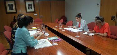 Delegación del Gobierno y Junta coordinan protocolos atención a víctimas violencia género