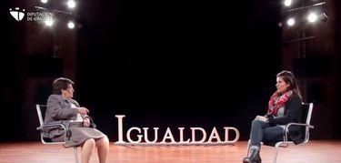 Una abuela y su nieta de Aldenanueva de la Vera protagonizan vídeo de Diputación Cáceres