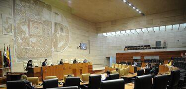 Grupos parlamentarios remarcan papel de instituciones para erradicar la violencia machista