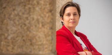 Isabel Barquero Poltica y mujer para m es el todo el objetivo y el logro final