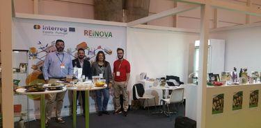 Empresas extremeas presentan productos agroalimentarios innovadores en Horexpo de Lisboa