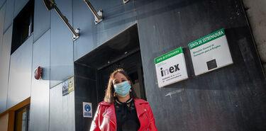 Directora IMEX Para acabar con violencia gnero todos formamos parte de la solucin