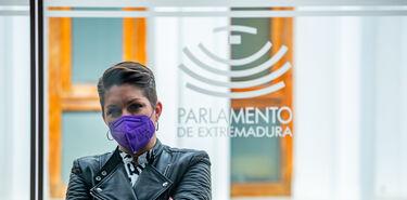 Soraya Vega A las mujeres extremeas nos falta lo mismo que al resto de mujeres