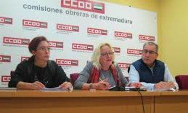 Brecha  salarial y pacto violencia de género entre los retos de CCOO