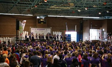 La Carrera de la Mujer reúne en Villanueva de la Serena a más de 3.400 extremeñas