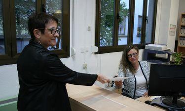 Marisa González presenta su candidatura para ser la primera mujer rectora de la UEx
