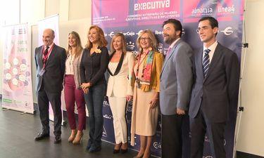 Arranca en Badajoz el I Congreso Extremeño de Mujeres Ejecutivas, Directivas e Influyentes