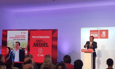 Vara presenta su programa electoral con dos objetivos: Empleo e Igualdad