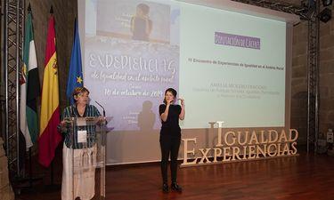 Intercambio experiencias entre colectivos con proyectos igualdad en municipios cacereños