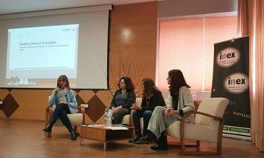 La directora del IMEX urge proteger los derechos de menores víctimas violencia de género