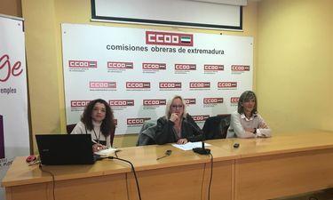 IMEX y CCOO publicarán en una web las empresas extremeñas que cumplen con planes igualdad