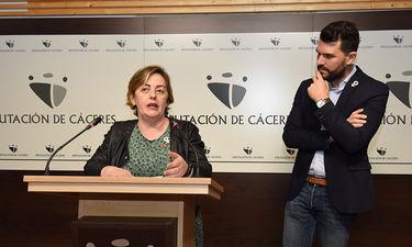 La Diputación de Cáceres organiza distintas actividades con motivo del Día de la Mujer