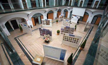 Muestra con más de 60 obras de varias disciplinas reivindica en Badajoz papel de la mujer