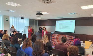Rosiña destaca Estrategia EME para reforzar empoderamiento de las mujeres en Extremadura