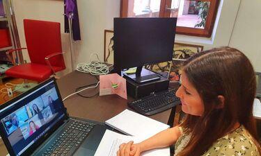 Rosiña aboga por medidas ambiciosas en igualdad para la reconstrucción socioeconómica