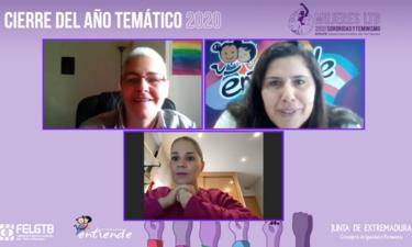 Gil Rosiña pide mirar futuro desde sororidad y feminismo para garantizar derechos mujeres