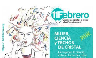 Extremadura celebra Día Internacional de la Mujer y Niña en la Ciencia con jornada online