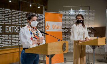 El programa de apoyo a la mujer gitana se amplía a seis ciudades extremeñas