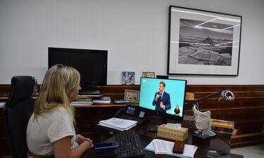 Blanca Martín asiste a apertura telemática Foro Generación Igualdad de ONU Mujeres