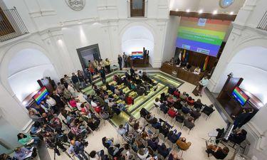 El colectivo LGBT Extremadura pide el desarrollo de la ley extreme�a y la puesta en marcha del protocolo de atenci�n a transexuales