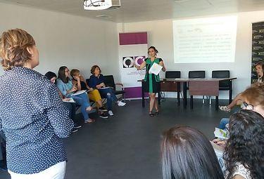 Mujeres cooperativistas extremeñas se formarán en liderazgo femenino y motivación