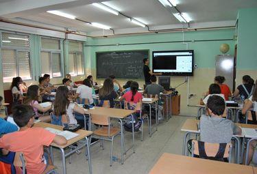 El curso escolar 2019-20 comenzará el próximo 12 de septiembre en Extremadura