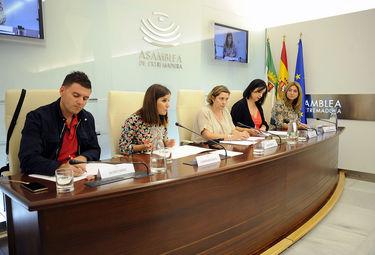 Rosiña resalta que su departamento trabajará en pro de la igualdad