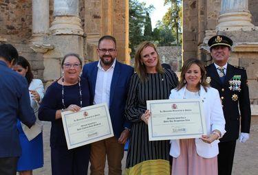 Osuna destaca a Mérida como