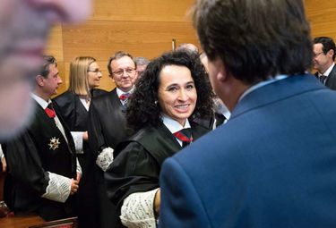 María Félix Tena se convierte en la primera mujer en presidir el TSJEx