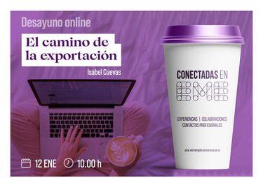 La red profesional de mujeres Conectadas en EME abre este martes la programación de 2021