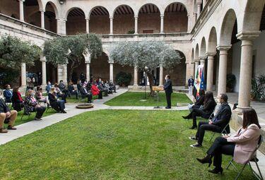 Vara resalta que Fondos Recuperación y Resiliencia de UE tengan como criterio la igualdad