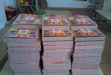 Educación destina 4,6 millones para dotar de libros de texto a 527 centros públicos