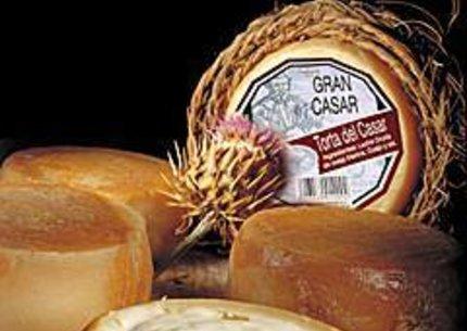 La Torta del Casar participa en el festival gastronmico GijnSeCome