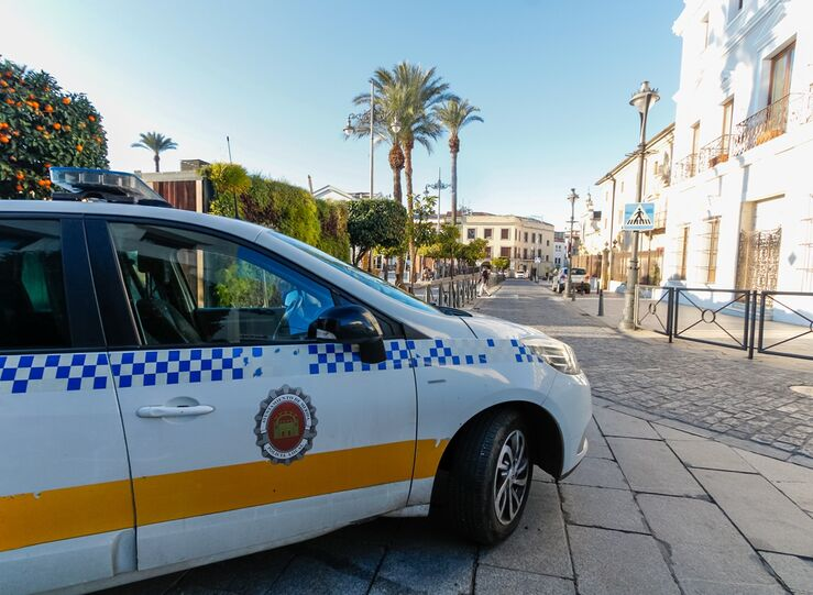 La Polica Local de Mrida interpone 24 denuncias en los controles de movilidad